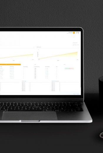 100% digital. Bestellung, Abwicklung und Verwaltung